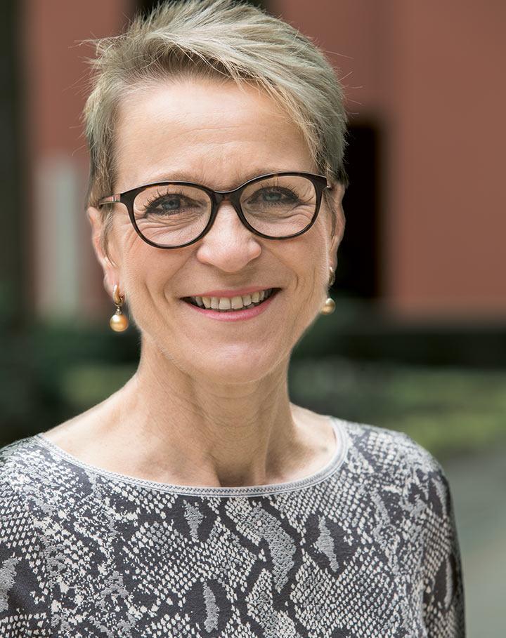Rita Fuhrer, Vizepräsidentin