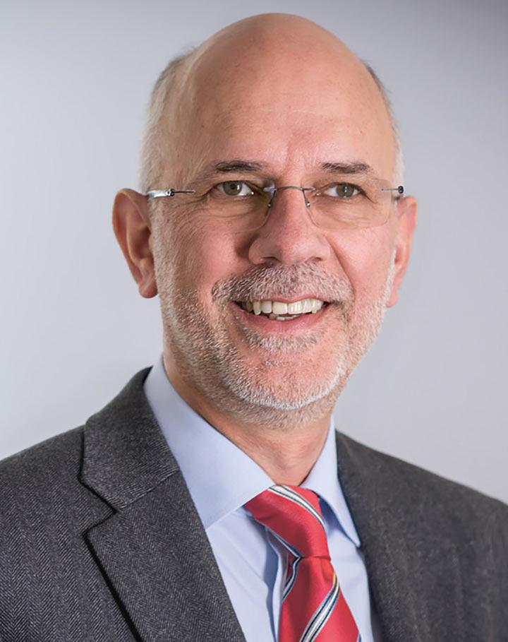 Dr. Dieter Keller, membro